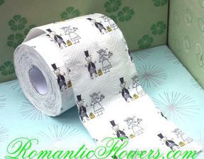 svadobny WC papier