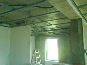Znizenie spodneho stropu
