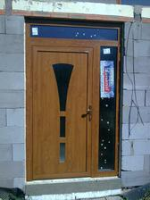 a konečne naše dvere...