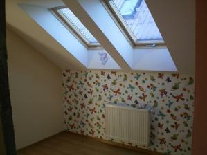 Detska izba 2 s podlahou