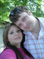 tak to sme mi dva na té nejkrásnější dovolené :)