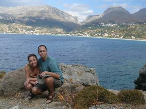 Svatební cesta - Kréta, říjen 2010