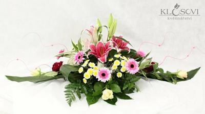 květiny na stůl, inspirace :-)