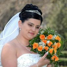 moja krasna svadobna kyticka