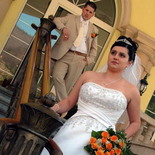 Andrea Pažičanova{{_AND_}}Milan Pažičan - nase krasne svadobne fotecky v rajeckych tepliciach