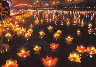 Inspirace a přípravy - lampiony na rybník taky objednány