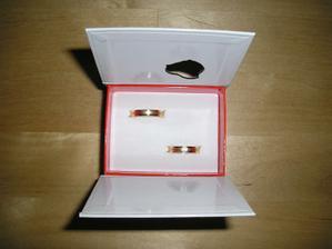 To jsou naše prstýnky :-).