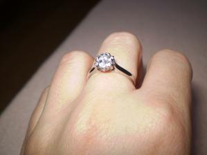 Môj drahý ma požiadal o ruku 25.2.2011