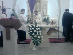 Náš oltár v kostole