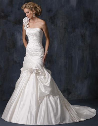 Naša svadbička - moje šaty