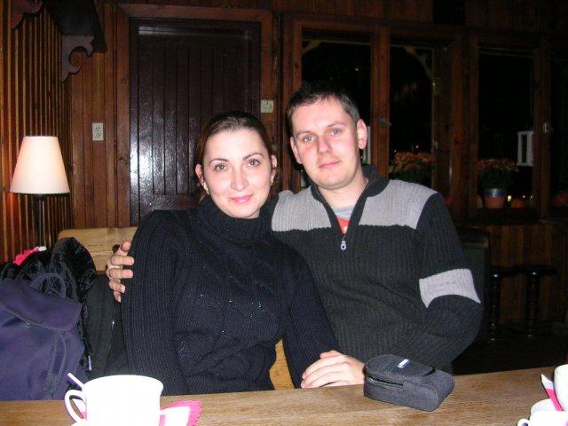 Naša svadba 29.apríl 2006 - Ja a moj najdrahší