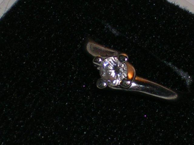 Naša svadba 29.apríl 2006 - môj zásnubný prstienok (24.6.2005!