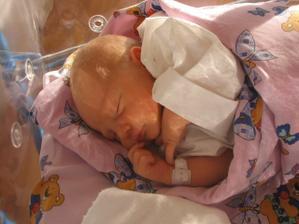 18.4.2007 se nám narodil Kubíček