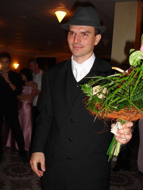 Lenka{{_AND_}}Kristián - manzelik mal po polnoci narodeninky