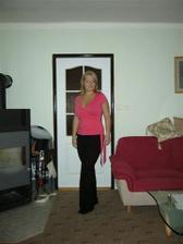 To jsem taky já, v září 07 ale už o 20 kg lehčí než v červnu 07:-)