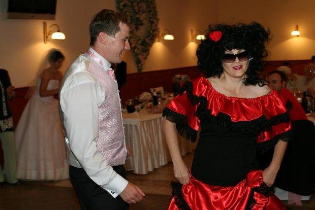Monika Reichbauerova{{_AND_}}Igor Cech - a prisla aj ciganka, bola to sranda