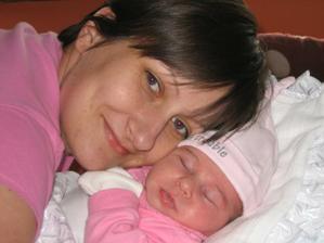 Tamarka s maminkou