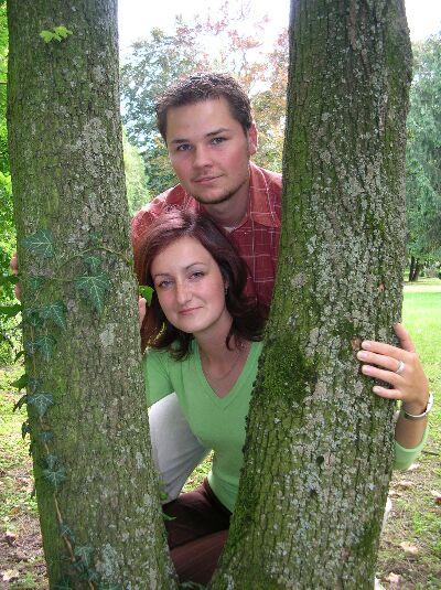 Maruška Čanakyová{{_AND_}}Róbert Palka - foto, ktoré bolo použité na úvod svadobného DVD