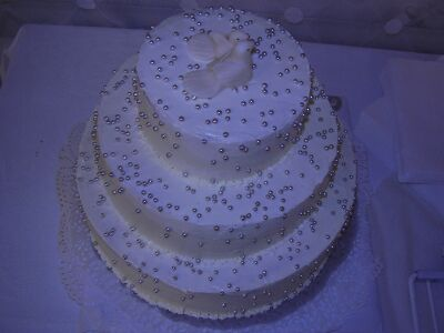 Maruška Čanakyová{{_AND_}}Róbert Palka - svadobná torta
