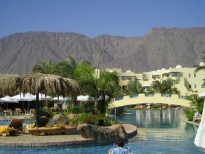 svadobná cesta Egypt-Taba Hotel Marriot-nádherný zážitok