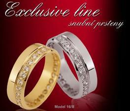 prsteny - uz mame :) -  v bilem zlate :)