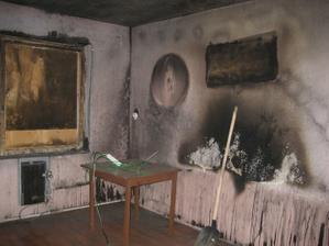 tak táto izba horela.