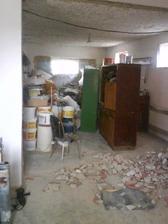 tak toto bola garaž katastrofa.