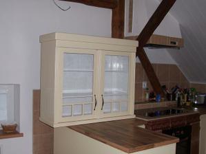 ...a my ji svěřili lakýrníkovi za účelem začlenění do nové kuchyně v podkroví.