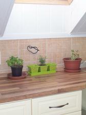 Takhle tady zahradničí MM, já jen uždibuju do vaření :-)