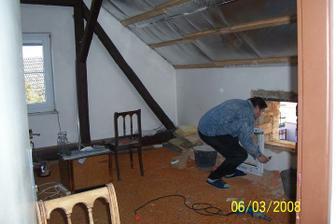 Naše ložnice 6.3.2008