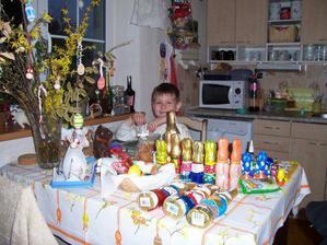 Naše Velikonoční kuchyně