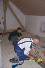 Revize podlahy