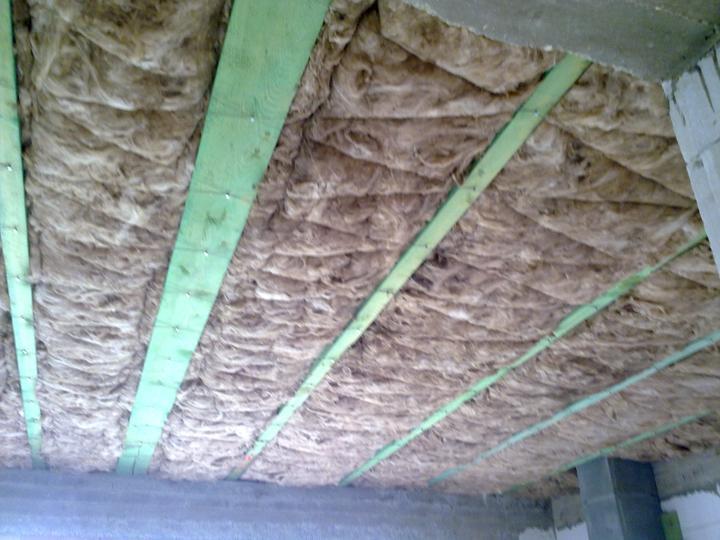 Zateplenie stropu - Obrázok č. 1