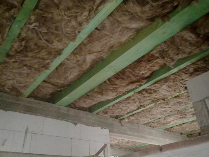 Zateplenie stropu - Obrázok č. 8