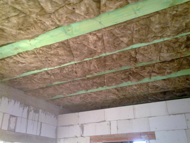 Zateplenie stropu - Obrázok č. 10