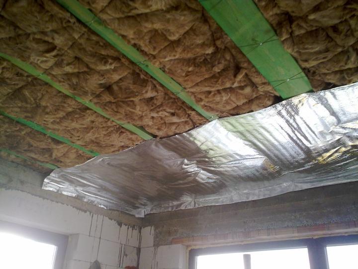Zateplenie stropu - Obrázok č. 11