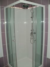 Sprchový kout hotový
