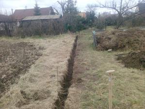 uplné základy na plot