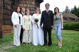 kamarádi z jižní Moravy