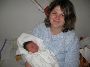 7.11.2008 se nám narodila Adrianka