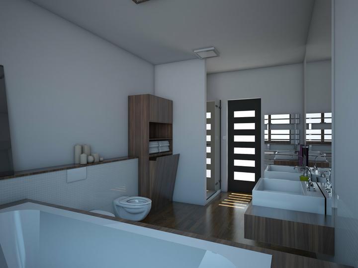 Vizualizácia kúpeľne - Obrázok č. 4