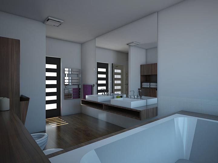 Vizualizácia kúpeľne - Obrázok č. 5