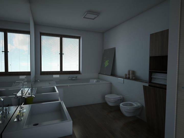 Vizualizácia kúpeľne - Obrázok č. 6
