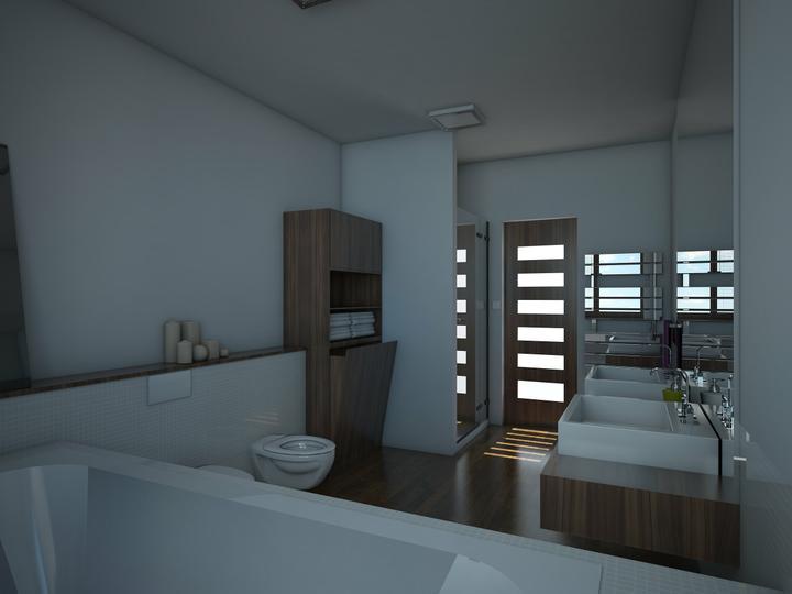 Vizualizácia kúpeľne - Obrázok č. 7