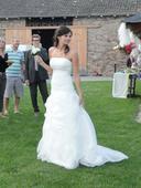 Originální svatební šaty Rosa Clara, 37