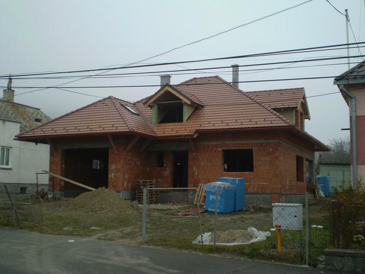 Náš domček - predná časť