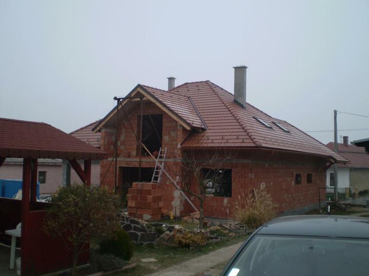Náš domček - zadný pohľad