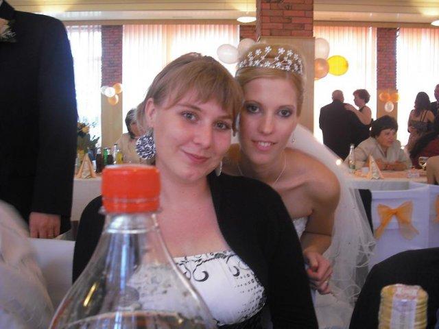 Ivana Očenášová{{_AND_}}Hubert Bőhm - ja s mojou super svedkynou