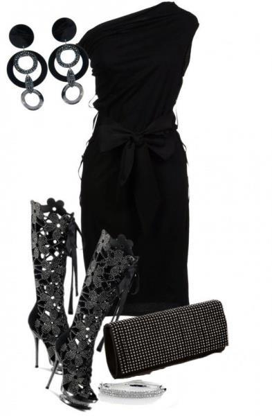 """V čom na svadbu .... """"little black dress"""" :) - Obrázok č. 503"""