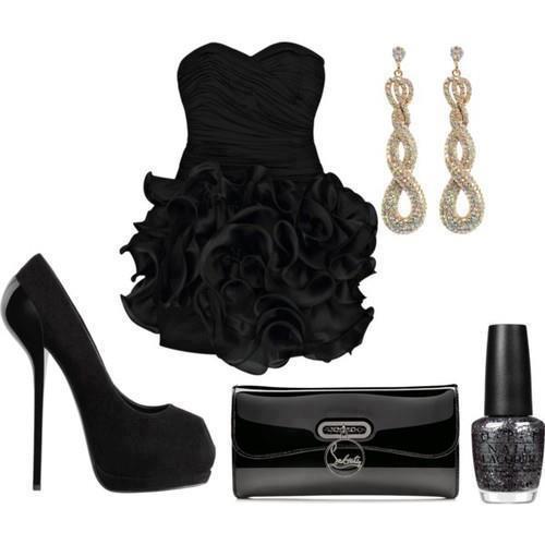 """V čom na svadbu .... """"little black dress"""" :) - Obrázok č. 48"""